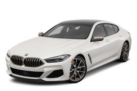 Lease 2020 BMW BMW 8 Series Gallery 1