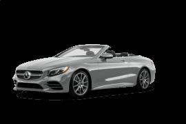 2021 Mercedes-Benz S 560 Convertible