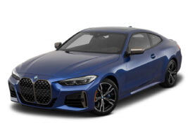 Lease 2021 BMW 4 Series Gallery 1
