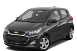 Lease 2021 Chevrolet Spark Gallery 2