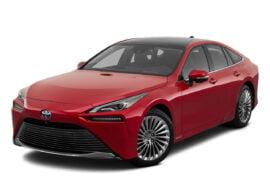 Lease 2021 Toyota Mirai Gallery 1