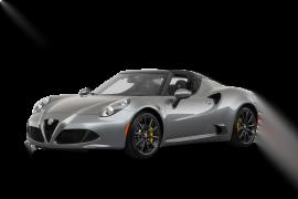 2020 Alfa Romeo 4C Convertible