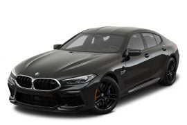 Lease 2020 BMW M8 Gallery 1