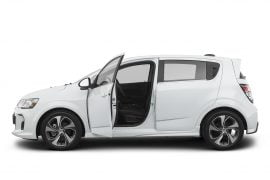 Lease 2020 Chevrolet Sonic Gallery 0