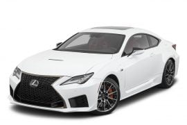 Lease 2020 Lexus RC F Gallery 1