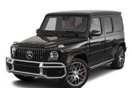Lease 2020 Mercedes-Benz G-Class Gallery 1