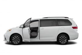 Lease 2020 Toyota Sienna Gallery 0