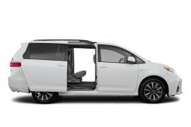 Lease 2020 Toyota Sienna Gallery 1