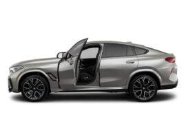 Lease 2021 BMW X6 M Gallery 0