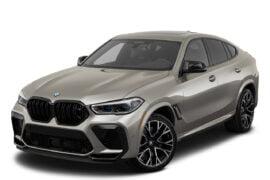 Lease 2021 BMW X6 M Gallery 1