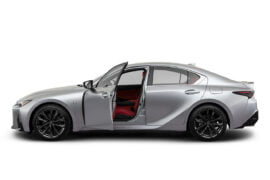 Lease 2021 Lexus IS 350 Gallery 0