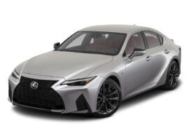 Lease 2021 Lexus IS 350 Gallery 1