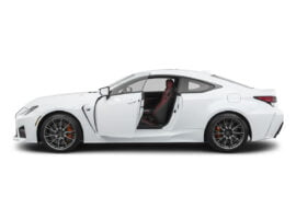 Lease 2021 Lexus RC F Gallery 0