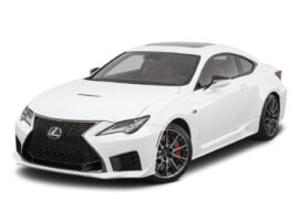Lease 2021 Lexus RC F Gallery 1