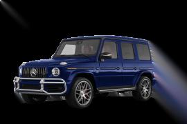 2021 Mercedes-Benz G 550