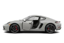 Lease 2021 Porsche 718 Cayman Gallery 0