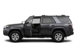Lease 2021 Toyota 4Runner Gallery 0