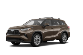 Lease 2021 Toyota Highlander Hybrid, Best Deals and Latest Offers