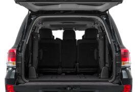 Lease 2021 Toyota Land Cruiser Gallery 1