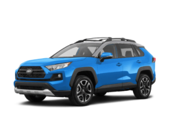 Lease 2021 Toyota RAV4, Best Deals and Latest Offers
