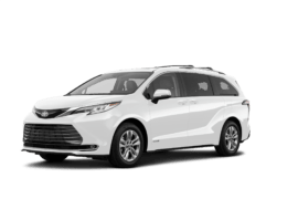 Lease 2021 Toyota Sienna, Best Deals and Latest Offers