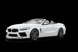 2022 BMW M8 Convertible