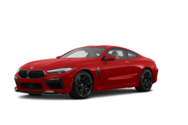 2022 BMW M8 Coupe