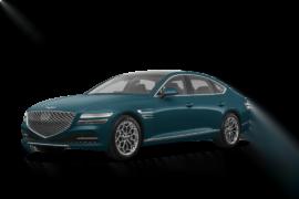 2022 Genesis G80