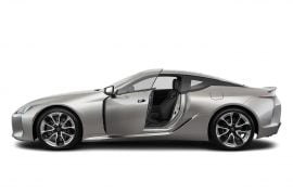 Lease 2021 Lexus LC 500 Gallery 0