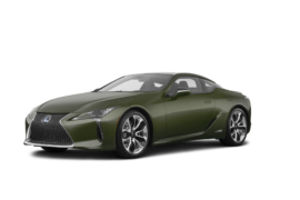 Lease 2021 Lexus LC 500h, Best Deals and Latest Offers