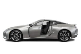 Lease 2021 Lexus LC 500h Gallery 0