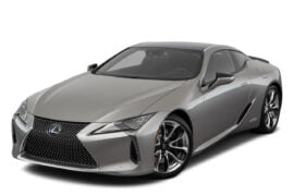 Lease 2021 Lexus LC 500h Gallery 2