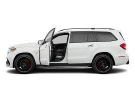 Lease 2019 Mercedes-Benz GLS Gallery 0