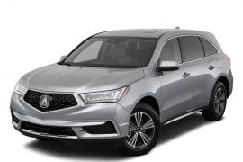 Lease 2020 Acura MDX Gallery 1