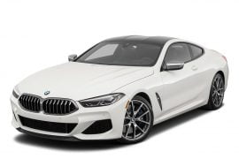 Lease 2020 BMW 8 Series Gallery 1