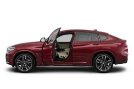 Lease 2020 BMW X4 Gallery 0