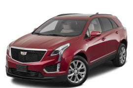Lease 2020 Cadillac XT5 Gallery 1