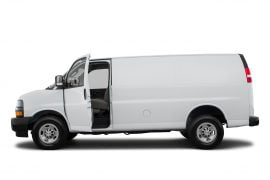 Lease 2020 Chevrolet Express Cargo Gallery 0