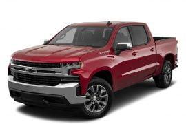 Lease 2020 Chevrolet Silverado 1500 Gallery 1