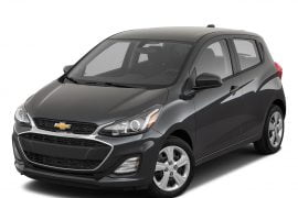 Lease 2020 Chevrolet Spark Gallery 2
