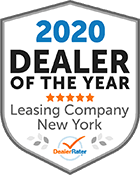 2020 Dealer of the Year - Leasing Company New York