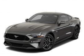 Lease 2020 Ford Mustang Gallery 2