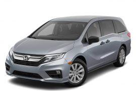 Lease 2020 Honda Odyssey Gallery 2