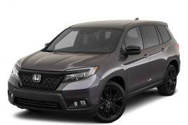 Lease 2020 Honda Passport Gallery 1