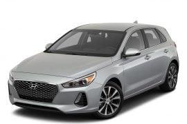 Lease 2020 Hyundai Elantra GT Gallery 2