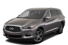 Lease 2020 INFINITI QX60 Gallery 1