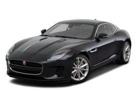 Lease 2020 Jaguar F-TYPE Gallery 2