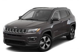 Lease 2020 Jeep Compass Gallery 1