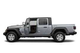 Lease 2020 Jeep Gladiator Gallery 0