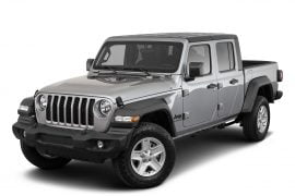 Lease 2020 Jeep Gladiator Gallery 2